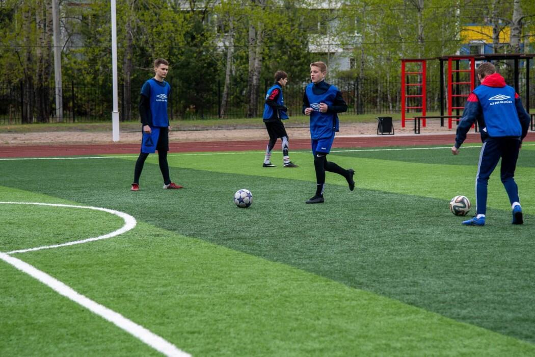 В Благовещенске открыли новый спортивный комплекс «Звёздный»