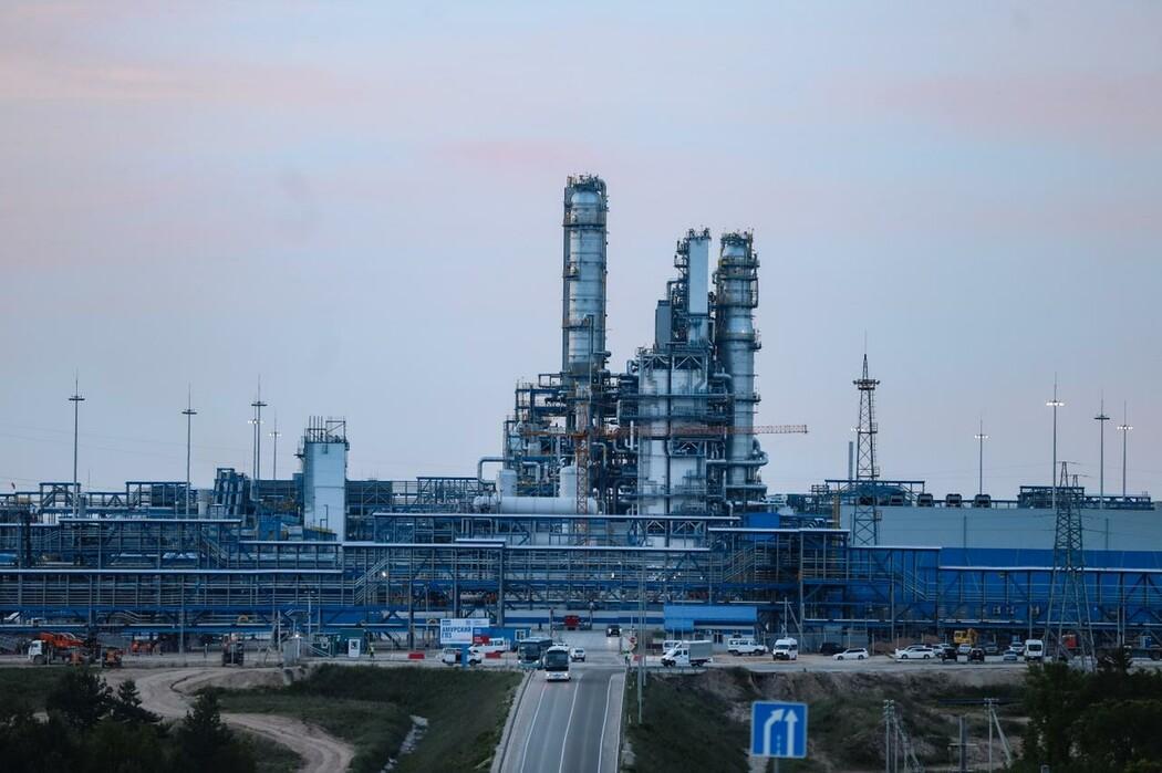 В Приамурье сегодня заработал Амурский газоперерабатывающий завод