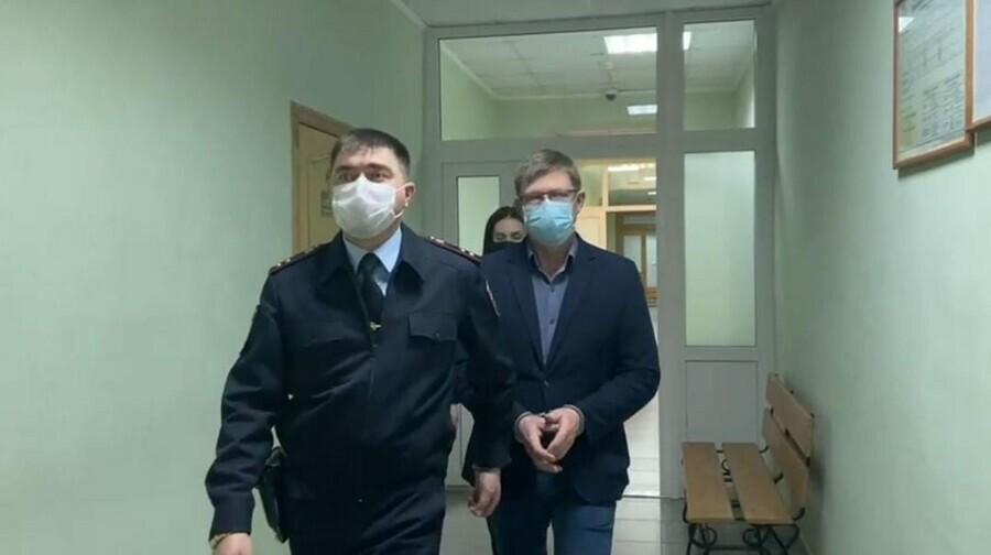 Эксмэра Циолковского Сергея Левицкого арестовали Ему грозит до 7 лет лишения свободы