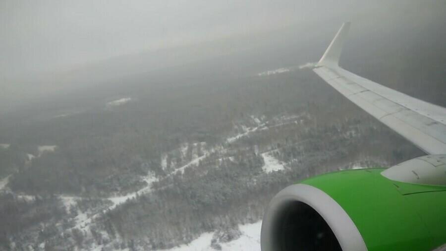 Экстренно севший в Братске самолет прилетел в Благовещенск без пассажира