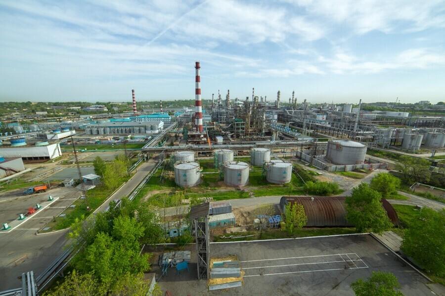 Хабаровский НПЗ в ближайшее время на месяц снова встанет на ремонт