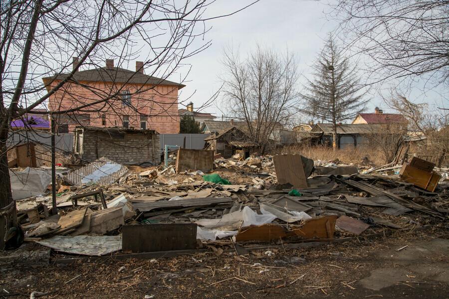 Мэр Благовещенска и прокуратура проверили как соблюдается чистота в городе фото